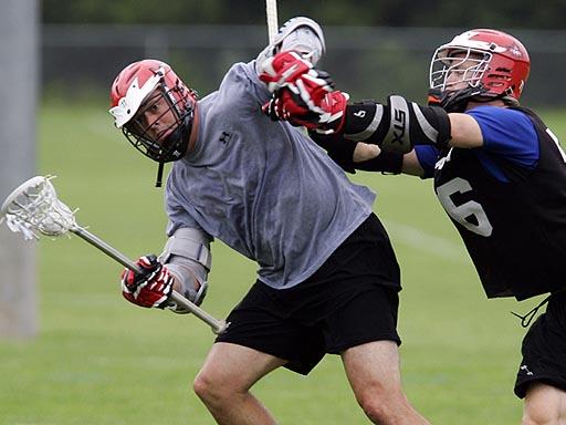 gary gait lacrosse - photo #1